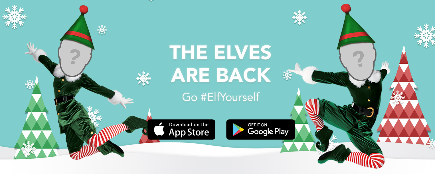 office depot elf yourself app returns with new augmented reality