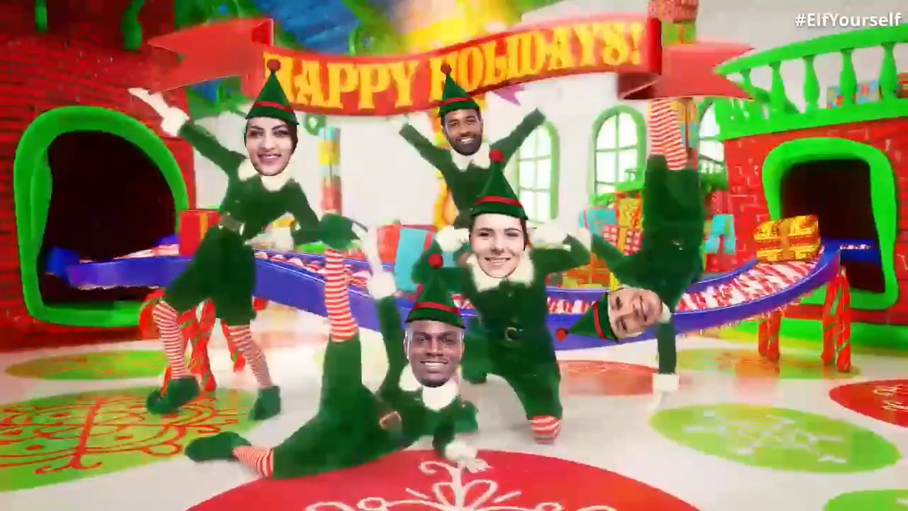 Office Depot Elf Yourself® App Returns with New Augmented Reality ...