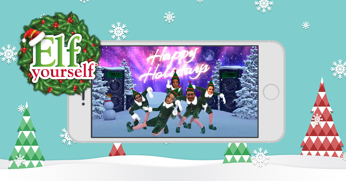 Office Depot Elf Yourself® App Returns with New Augmented Reality Technology That Brings Elves to Life Anywhere, Anytime | Business Wire