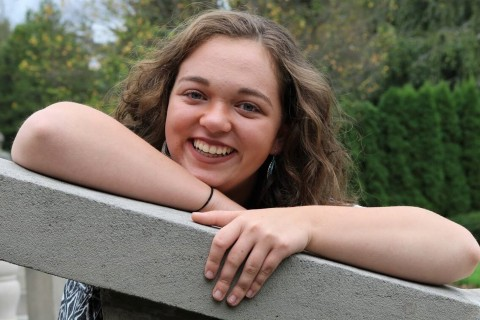 Central Cambria High School Senior Kate Griffith is a finalist for a $25,000 scholarship from Sallie ...