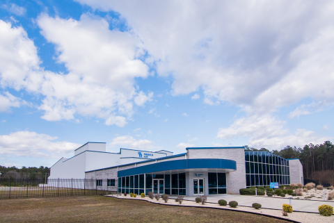 The State of North Carolina and Fresenius Kabi announced plans to expand the company's presence in Wilson, North Carolina. Seen here, the Fresenius Kabi Wilson site manufactures Simplist (TM) Ready-to-administer prefilled syringes. (Photo: Business Wire)