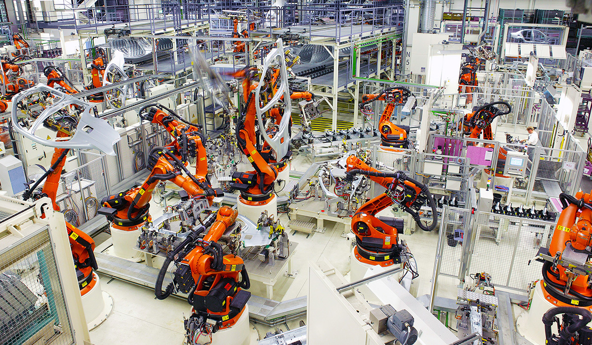 Join KUKA in Driving the Future at its Metal & Arc TechCenter Grand
