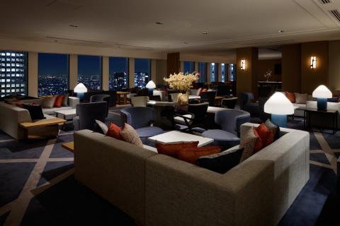 "Club Floor ""Premier Grand,"" Club Lounge (Photo: Business Wire)"