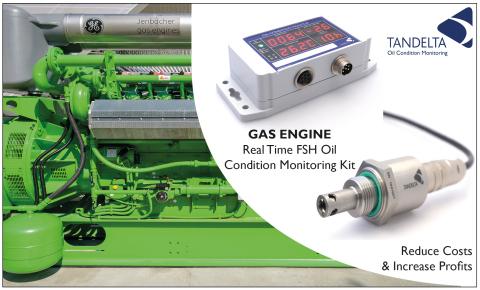 Tan Delta: il nuovo kit di controllo delle condizioni dell'olio destinato agli operatori dei motori a gas riduce i costi di funzionamento quotidiani, migliora l'efficienza dei dispositivi e ne allunga la durata