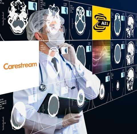 Carestream joins Zebra Medical Vision's AI1 campaign (Photo: Zebra-Med)