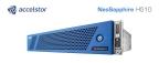 AccelStor aggiorna la linea di all-flash array NeoSapphire dedicati alle applicazioni cloud di prossima generazione