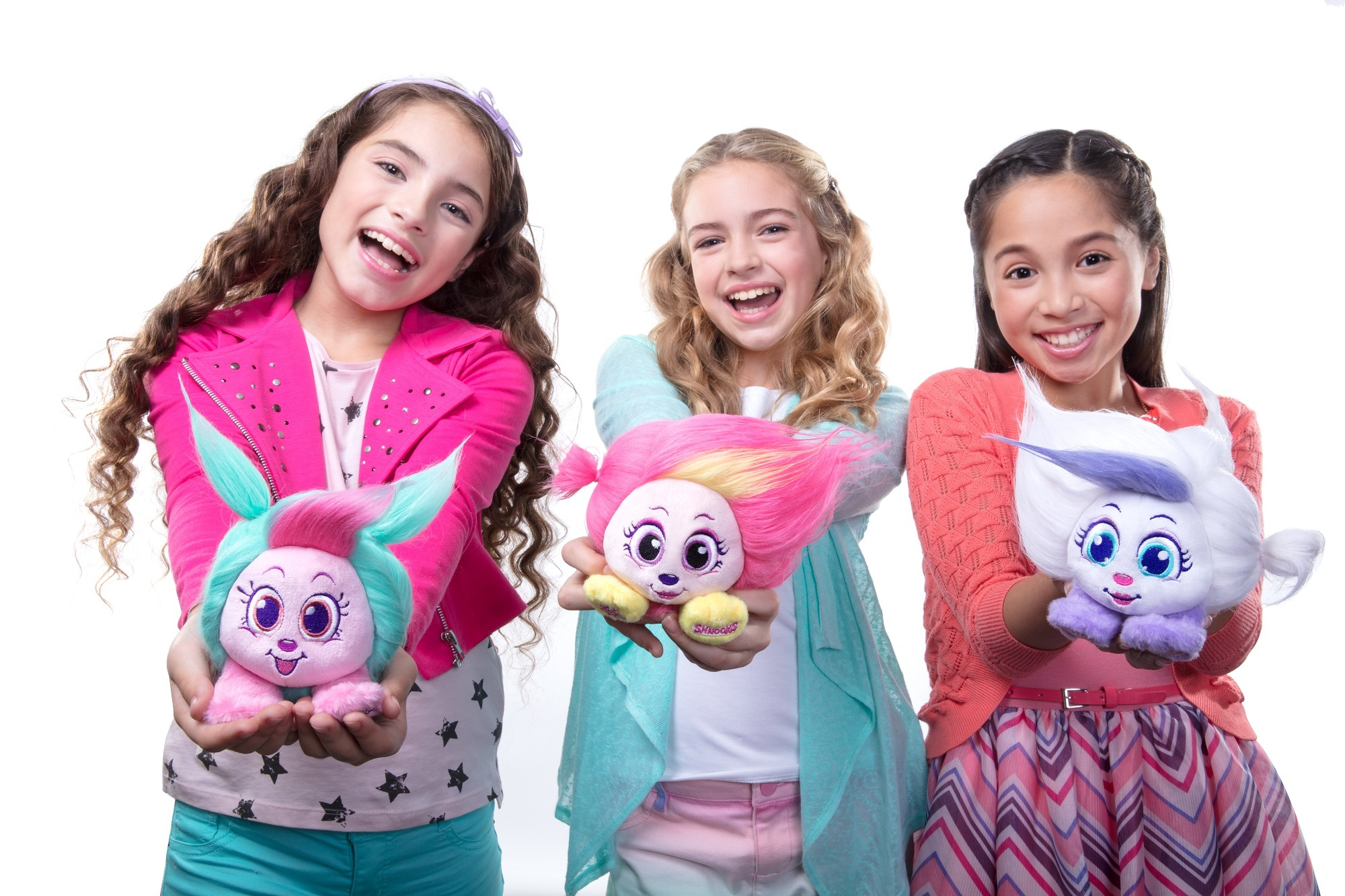 Walmart Toys For Girls : Zuru brings back shnooks the cuddly plush that magically grows from