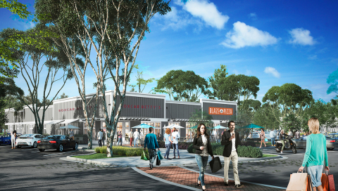 Indigo Square Rendering (Graphic: Business Wire)