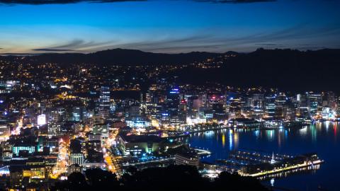 Wellington, New Zealand (Photo: Business Wire)
