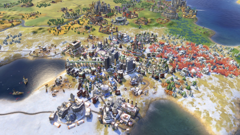 2K and Firaxis Games announced today that Sid Meier's Civilization® VI: Rise and Fall, the expansion pack for the critically acclaimed and award-winning strategy title, will be available for Windows PC on February 8, 2018. (Graphic: Business Wire)