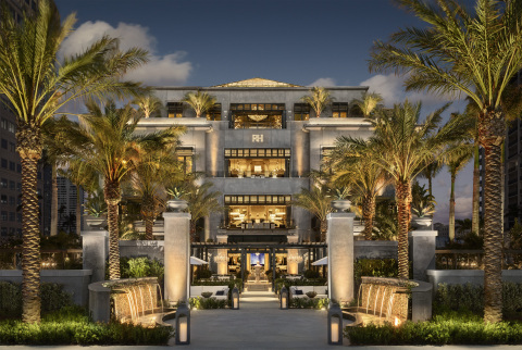RH West Palm, The Gallery at CityPlace (Photo: Business Wire)