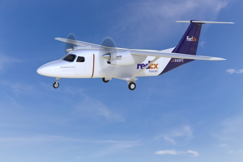 Built for high utilization operations, the Cessna SkyCourier 408 will be offered in cargo and passen ...