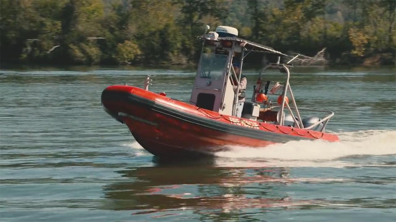 Yamaha Marine Donates Three Outboards to Two Alabama Fire