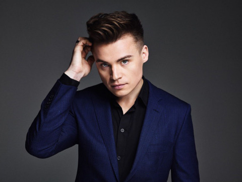 Music Artist Shawn Hook (Photo: Business Wire)