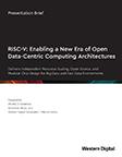 Western Digital RISC-V Presentation Brief