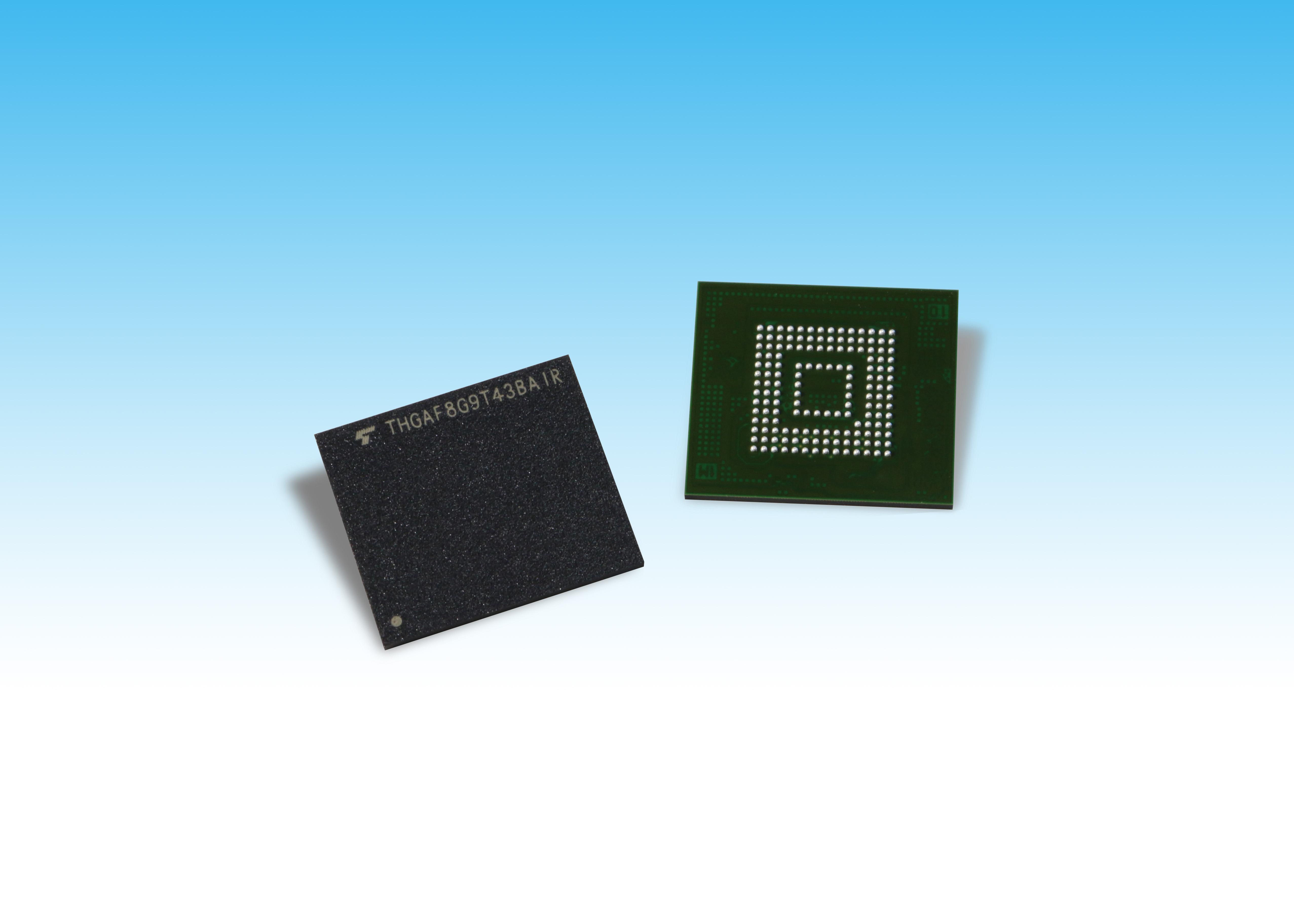 Toshiba Memory Corporation Unveils UFS Devices Utilizing 64-Layer ...
