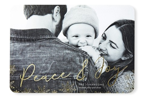 Tiny Prints, a leader in premium personalized stationery, today unveiled an exclusive charitable hol ...