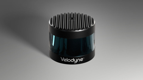 Velodyne LiDAR's new VLS-128™ LiDAR sensor is built for the rapidly expanding autonomous vehicle market, featuring the trifecta of highest resolution, longest range, and the widest surround field-of-view of any LiDAR system available today. (Photo: Business Wire)