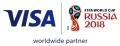 Visa prepara pagos digitales para los 500000 visitantes previstos que viajarán a Rusia para la Copa Mundial de Fútbol de la FIFA Rusia 2018™