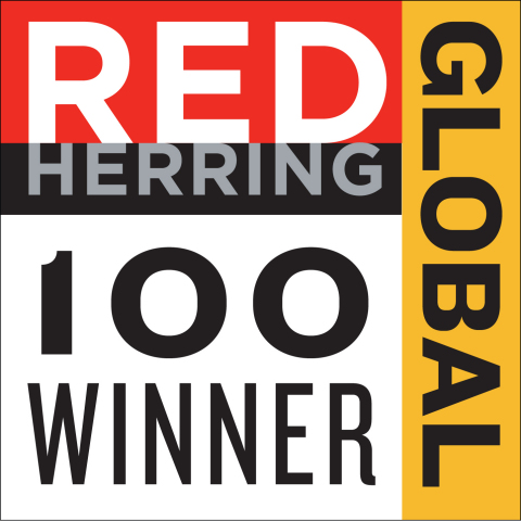 Wylei Inc. Named 2017 Red Herring Top 100 Global Winner (Graphic: Business Wire)