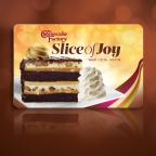 Slice of Joy Card (Photo: Business Wire)