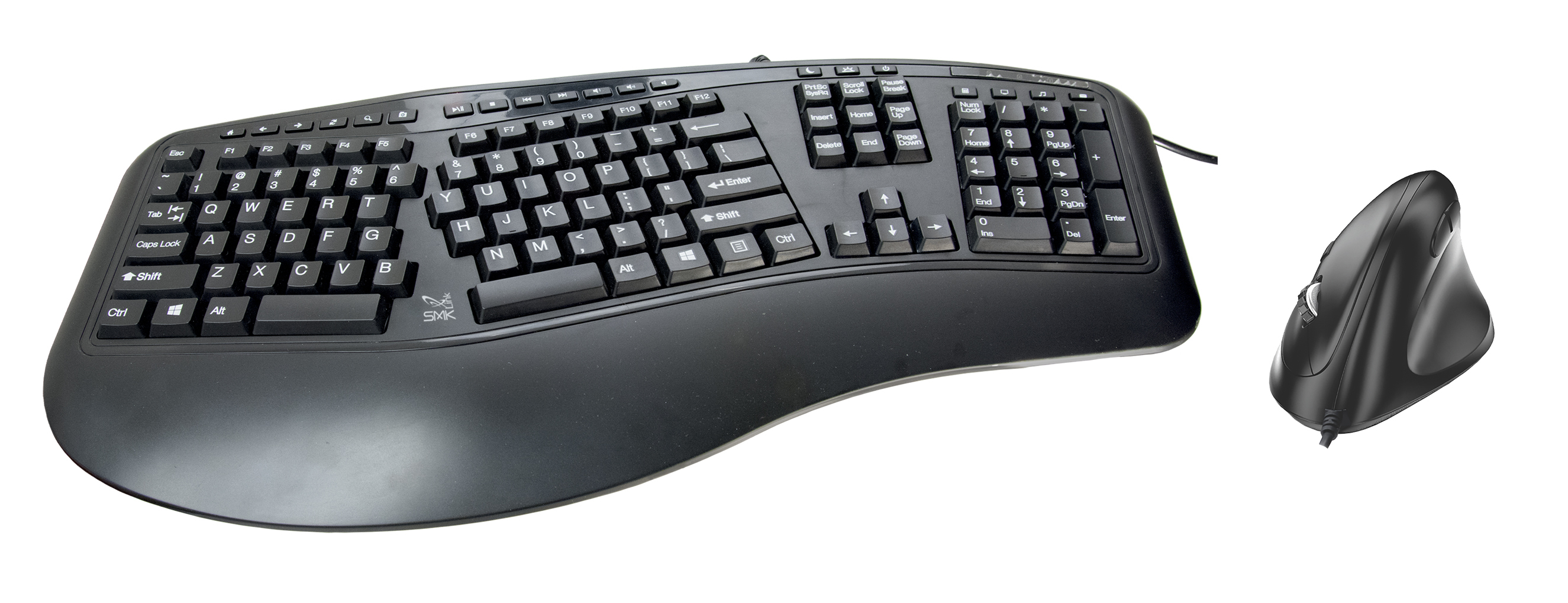 Smk Link Adds Ergonomic Usb Keyboard And Mouse To Family Of Taa