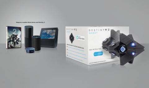 Activision and Bungie Bring Amazon Alexa Skill to Destiny 2