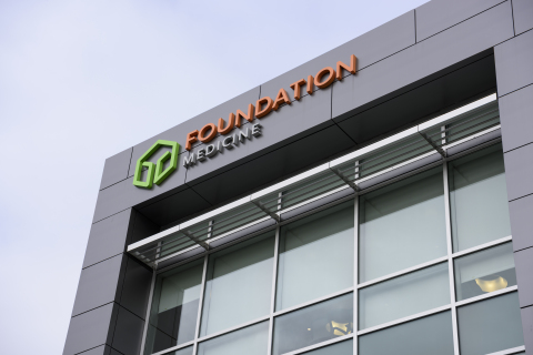 Foundation Medicine is headquartered in Cambridge, MA (Photo: Business Wire)