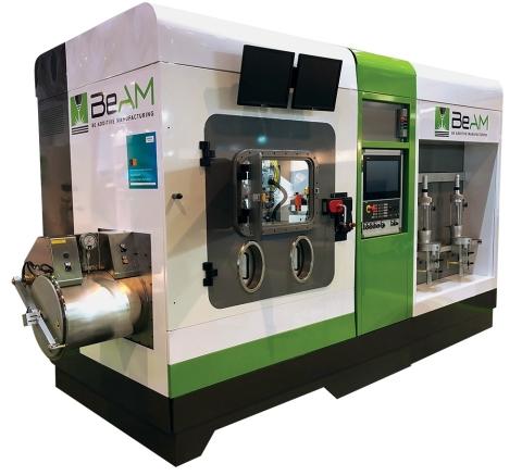 BeAM Machines Modulo 400 (Photo: Business Wire)