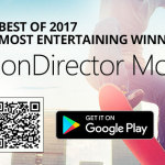 """CyberLink ActionDirector Android App Wins Google Play's """"Best of 2017"""" Award"""
