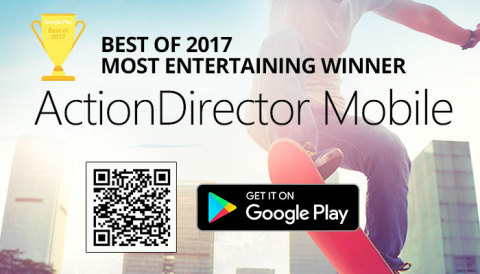 'Best of 2017' shared by Google on the Play Store