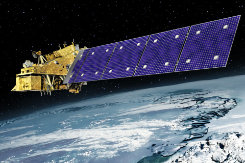 The JPSS-2 spacecraft is on schedule for completion in 2020. (Photo: Business Wire)