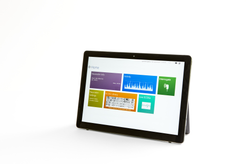 RNS Tablet (Photo: Business wire)