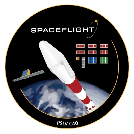 Spaceflight will be launching 11 spacecraft in early January 2018 from India's Polar Satellite Launch Vehicle (PSLV). (Graphic: Business Wire)