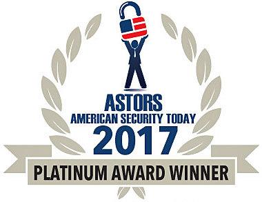 Kingston IronKey D300 Receives Platinum Award in 2017 'ASTORS' Homeland Security Awards Program (Gra ...