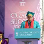 Kapil Wadhawan awarded Honorary Doctorate from Jagran Lakecity University