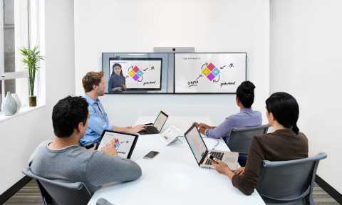 Cisco Spark by Orange - collaboration made simple. (Photo: Cisco)