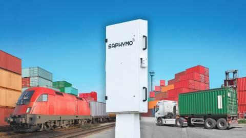 New SaphyGate G radiation portal monitor - Photo: Thomas Léaud