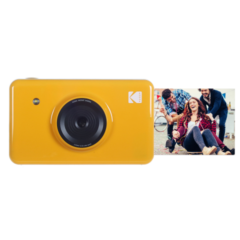 The KODAK Mini Shot Instant Print Camera (Photo: Business Wire).