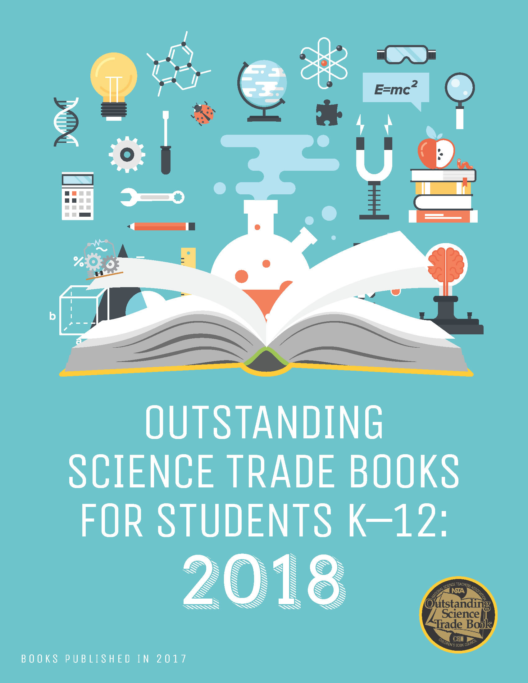 NSTA Unveils 2018 List of Top Science Trade Books for K-12 Students ...