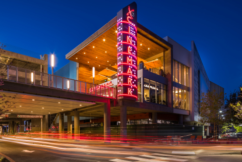 Movie Club is accepted at all Cinemark locations across the nation, including Century Theatres, CinéArts, Tinseltown and Rave Cinemas. To join, visit www.cinemark.com/movieclub or download the Cinemark app in the Apple App Store or the Google Play Store. (Photo: Business Wire)
