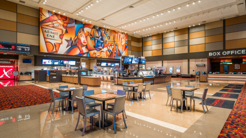 Cinemark Movie Club, a nation-wide $8.99 movie-a-month membership program, offers exclusive benefits to members, including a 20 percent concession discount during each visit. Moviegoers can become a member today and begin taking advantage of the benefits through the Cinemark app or by visiting www.cinemark.com/movieclub. (Photo: Business Wire)