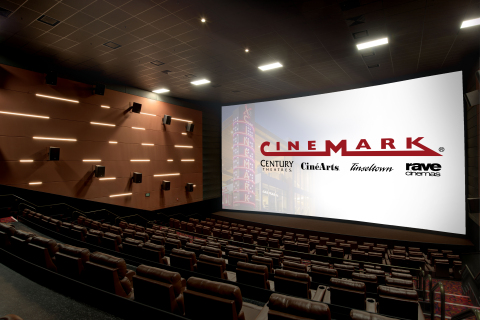 Cinemark Movie Club, a nation-wide $8.99 movie-a-month membership program, offers exclusive benefits to members, including the ability to reserve seats online without any fees and upgrade the movie viewing experience to a premium format such as XD (pictured) via the online platform or mobile app. Visit www.cinemark.com/movieclub to learn more and become a member today. (Photo: Business Wire)