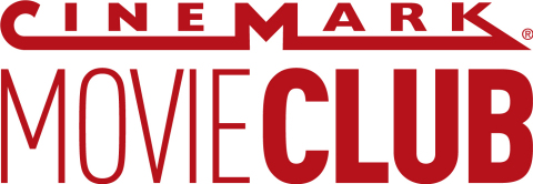 Cinemark Movie Club, a unique monthly movie membership program, is available to moviegoers across the U.S. by downloading the Cinemark app or by visiting www.cinemark.com/movieclub. (Graphic: Business Wire)