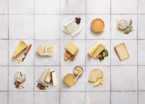 12 Days of Cheese selections (Photo: Business Wire)