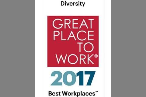 FedEx Fue Nombrado Uno de los Mejores Lugares para Trabajar 2017 en Términos de Diversidad por Great Place to Work y Fortune
