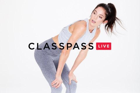 ClassPass Live (Photo: Business Wire)