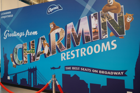 Charmin Restrooms (Photo: Business Wire)