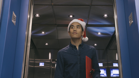 Klick today released 'You Make Winter Warm,' an original holiday song, composed by YouTube star Andrew Huang. The company will donate a dollar for every download of the song to buy up to 500 new winter coats for children in need. The song can be downloaded for free at klick.com/holiday. (Photo: Business Wire)