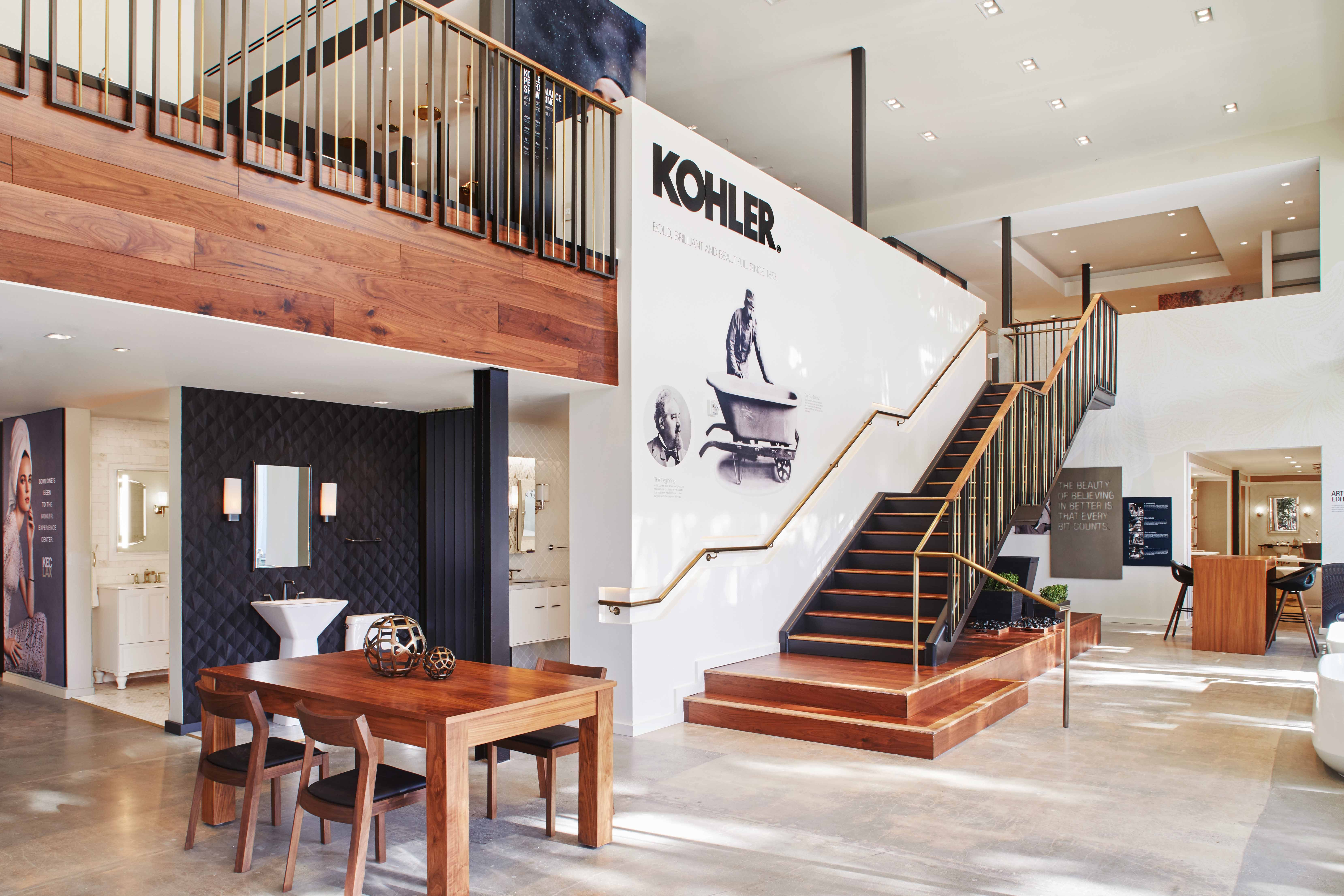 CORRECTING and REPLACING Kohler Co. Expands Its New Approach to ...